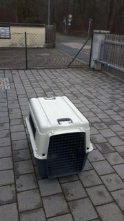 Hundetransportbox ca. 80x56,