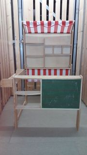 Kaufladen Holzspielzeug
