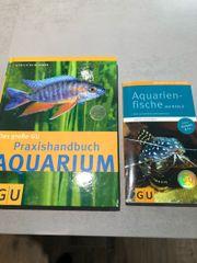 2 neuwertige Aquaristikbücher