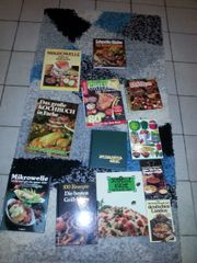 12 Kochbücher zu