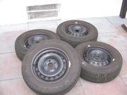 4-WINTERREIFEN-5mm-195-65-R15-LK-5x112-VW-AUDI-SKODA-USW-NP 899 --FP170 --