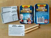 Schmidt Spiele 51198 Mini SCHIFFE