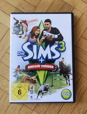Sims 3 Grundspiel Einfach tiereisch