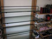 Ladeneinrichtung Schuhhandel