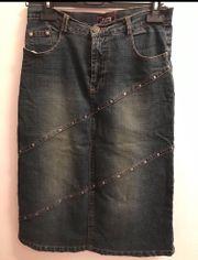 Jeans Rock im