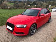 Audi A4 8K Facelift Bj