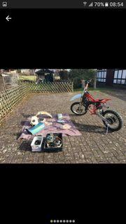 Crossmotorrad KTM 125ccm