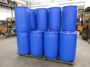 Fässer Kunststofffässer Plastikfässer 200 L