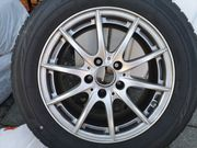 Bridgestone Winterreifen mit Original Mercedes