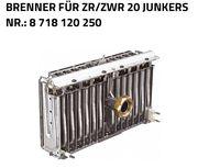 JUNKERS Brenner Nr 8 718