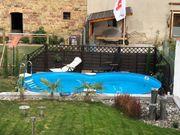 günstigen Stahlwand Pool 630x360x120cm Premium