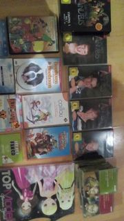 13 DVDS, 7