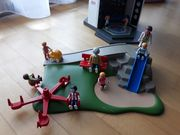 Playmobil toller Spielplatz mit vielen