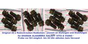 Original Radschrauben SHARAN ALHAMBRA GALAXY