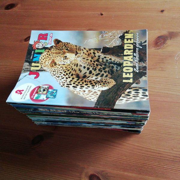 40 Junior-Hefte zu verschenken