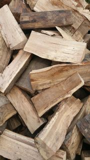 Brennholz Kaminholz Buche Eiche 33cm
