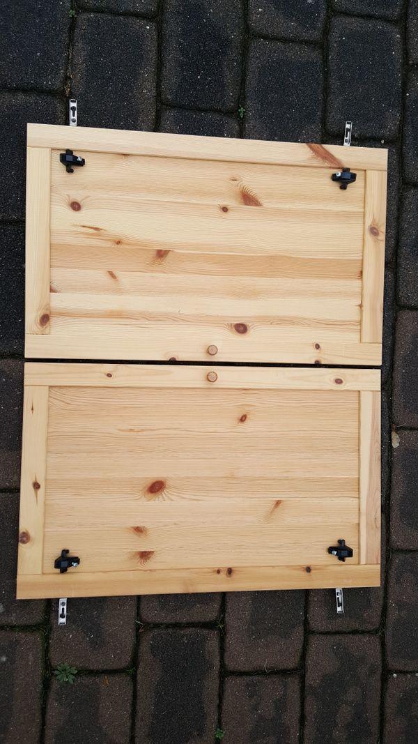 1 paar ikea ivar t ren vorsatzt ren nicht mehr zu kaufen 67cm hoch rarit t in k ln ikea. Black Bedroom Furniture Sets. Home Design Ideas
