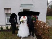 Brautkleid Größe 46