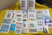 Briefmarken ungestempelt Deutschl Österreich Schweiz