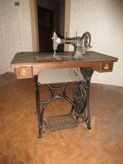 antike Nähmaschine von Dürkopp