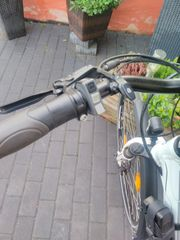 Herrenrad Damenrad Tiefeinstieg Pedelec e