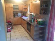 Einbauküche L-Form,