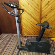 Heimtrainer Ergometer Fitness Gerät mit