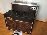 Vox AC15 C1 inkl Thon Rollen-Case