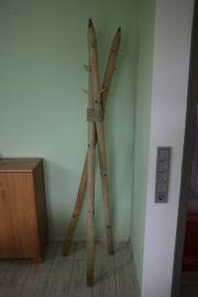 Kleiderständer Allgäu aus Holz Unikat