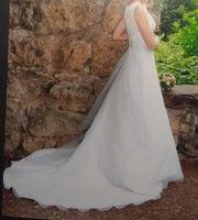 Gut erhaltenes Brautkleid