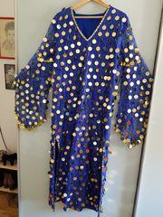Bauchtanz Folklore Kleid in mehreren