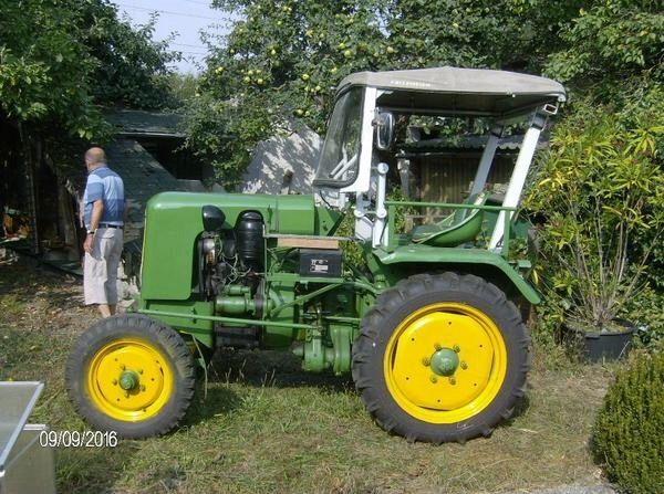 wahl traktor w15 in philippsburg traktoren landwirtschaftliche fahrzeuge kaufen und verkaufen. Black Bedroom Furniture Sets. Home Design Ideas