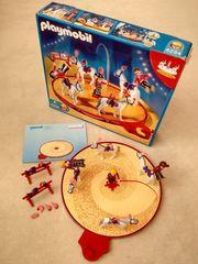 Playmobil 4234 Pferde-Dressur mit Drehmanege
