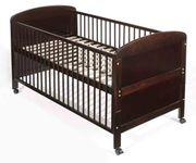 2 Stk Baby Kinder Gitterbett