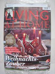 NEU verschweißt Zeitschrift Living at