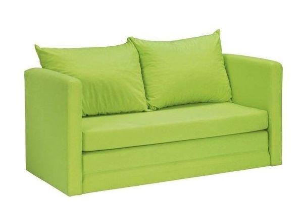 Schlafsofa jugendzimmer grün  Schlafsofa - Jugendsofa - Kindersofa - neuwertig- in grün in ...