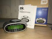 LED Radio-Wecker OK OCR 200