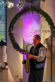 Saxophonist Sänger