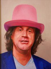 Portrait Porträtgemälde Malerei
