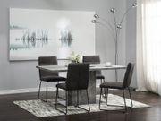 Esszimmertisch beton-optik 160 x 90