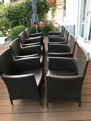 Gartenstühle (8St.)