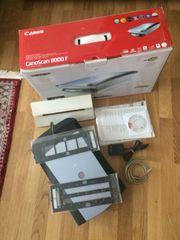 CanoScan 8000F mit Dia Aufsatz