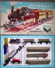 Märklin H0 Modelleisenbahn Jahr 1980
