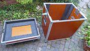 Zeck-Haubencase und 2-HE Rack abzugeben