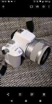 Canon-Kamera in Garantie