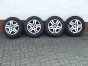 VW Golf-Bora Alufelgen mit Reifen