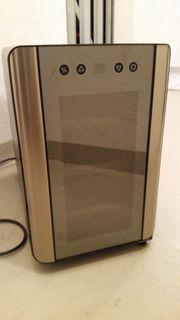 Wein-Kühlschrank Flaschen-Kühlschrank für 6 Flaschen