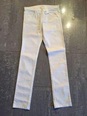 Weisse Jeans NEU