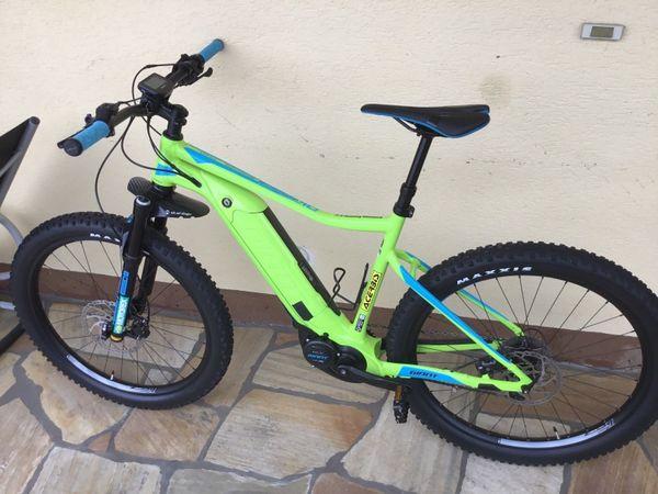 Giant e bike 2018 modell dirt e 2 pro 27 5 e mtb in for Yamaha e mountain bike