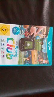 Wii U Sports